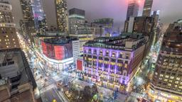 New York hotels near Macy's Herald Square
