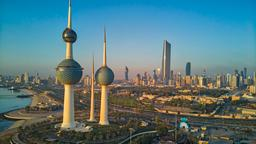 Find cheap flights from Bengaluru to Kuwait City