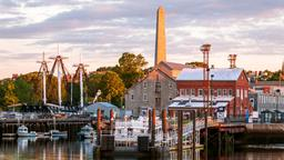 Boston hotels in Charlestown