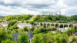 Find cheap flights to Luxembourg