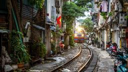 Find cheap flights to Hanoi