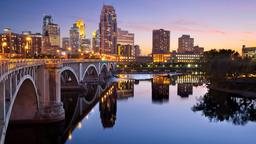 Find cheap flights from Hyderabad to Minneapolis