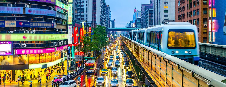 Car Rental at Taipei Taiwan Taoyuan Intl & other Airports
