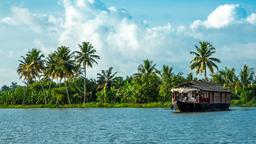 Find cheap flights from Latvia to Kerala
