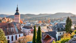 Find cheap flights to Baden-Wurttemberg
