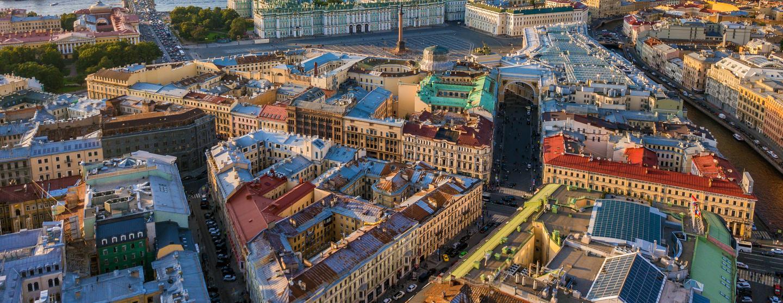 Car Rental Saint Petersburg
