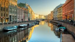 Find cheap flights to Saint Petersburg