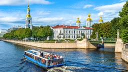 Find cheap flights from Moscow Sheremetyevo Airport to Saint Petersburg