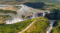 Find cheap flights to Victoria Falls