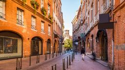 Toulouse car rentals