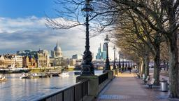 London hotels in South Bank