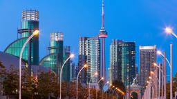 Toronto hotels in West End