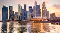 Find cheap flights to Singapore