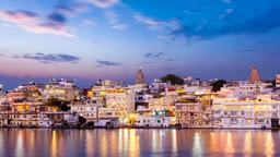 Find cheap flights from Cleveland to Udaipur