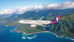 Find cheap flights on Hawaiian Airlines