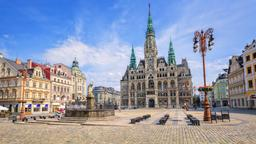 Find cheap flights from Hyderabad to the Czech Republic