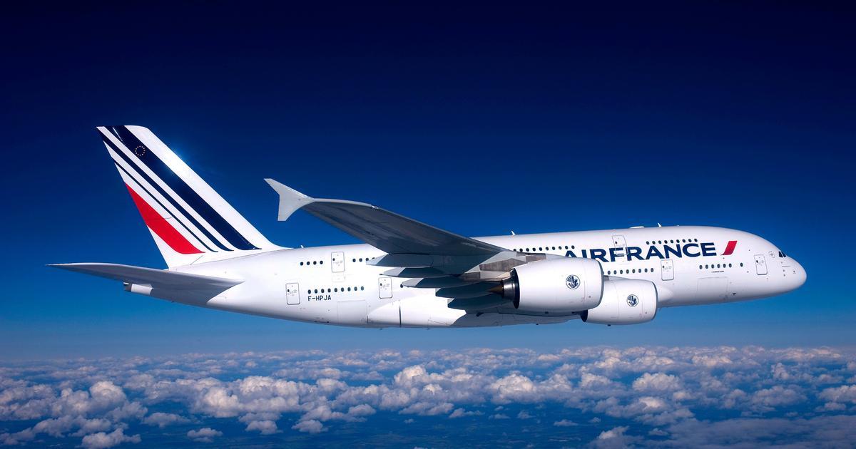 Air France (AF) - Read reviews & book flights - KAYAK