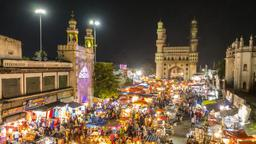 Find cheap flights from Newcastle upon Tyne to Hyderabad
