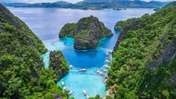 Find cheap flights to Coron