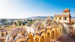 Find cheap flights from Washington Reagan-National to Jaipur