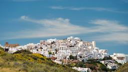 Find cheap flights from New Delhi to Andalusia