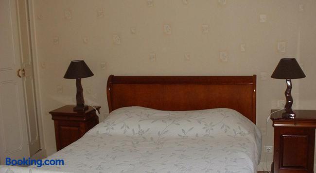 Chambres D'Hôtes Bel'Vue - Chauvigny - Bedroom