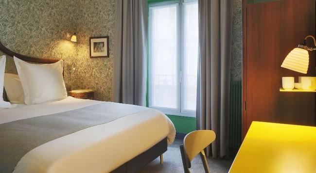 Hôtel Josephine By Happyculture - Paris - Bedroom