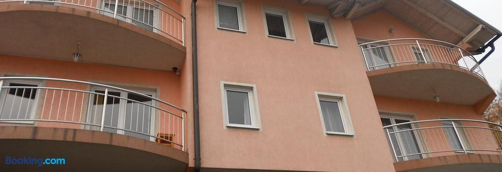 Rooms Zebax - Sarajevo - Building