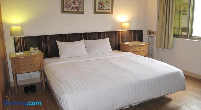 Gaudi Hotel - Kaohsiung - Bedroom