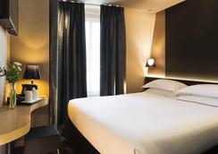 Best Western Quartier Latin Pantheon - Paris - Bedroom