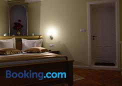Zum Weissen Lamm Residence - Sibiu - Bedroom