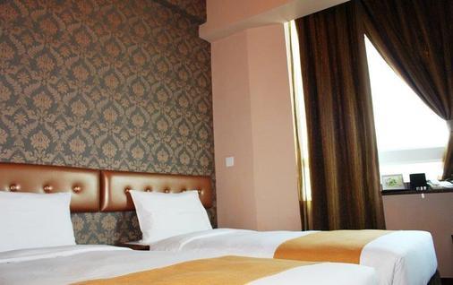 Best Western Hotel Causeway Bay - Hong Kong - Bedroom