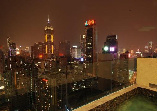 Best Western Hotel Causeway Bay - Hong Kong - Balcony