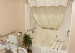 Americas Best Value Inn - Rome - Bathroom