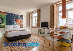 Chiado Arty Flats - Lisbon - Dining room