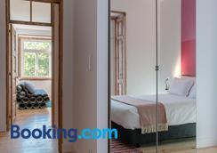 Chiado Arty Flats - Lisbon - Bedroom