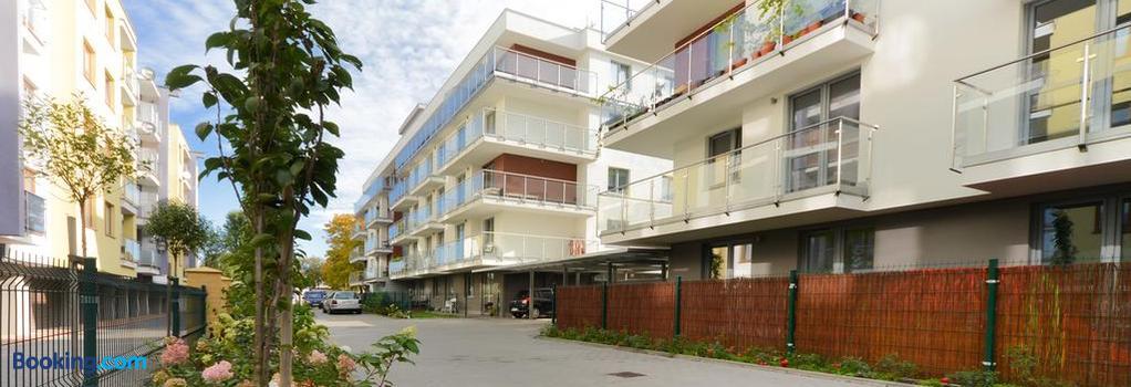 Apartamenty Bursztynowe - Sun Seasons 24 - Kolobrzeg - Building