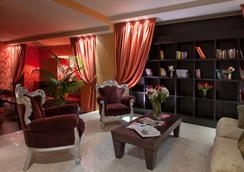 c-hotels Fiume - Rome - Lounge