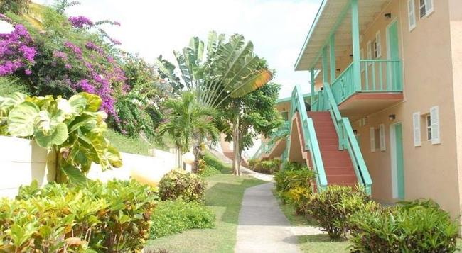 Bird Rock Beach Hotel - Basseterre - Building