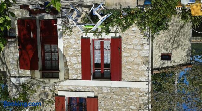 B&B Le Clos Des Cigales - Cassis - Building
