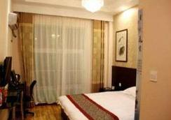 Super 8 Hotel Jinan International Airport - Jinan - Bedroom
