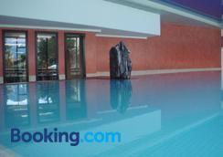 Apartment Seeblick Mit Anbindung An Ein 4-Sterne-Hotel - Beatenberg - Pool