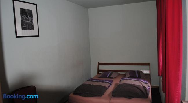 Charlie Rockets Youth Hostel - Bruges - Bedroom