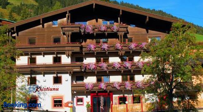 Kunst-Hotel Kristiana - Saalbach - Building