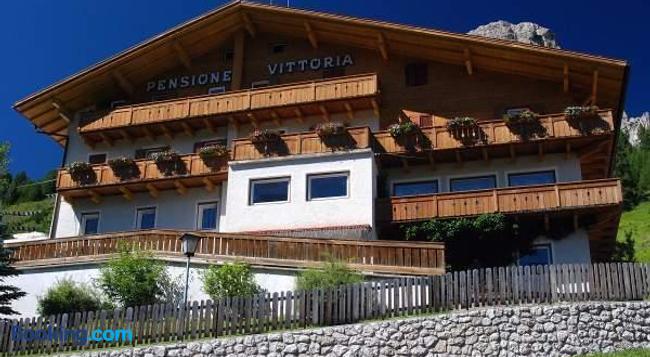 Pensione Vittoria - Corvara in Badia - Building