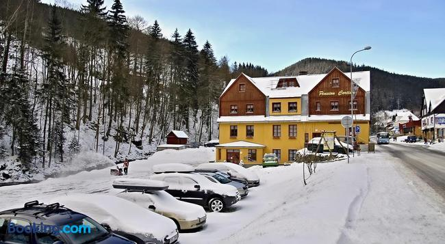 Pension Cortina - Pec Pod Snezkou - Building