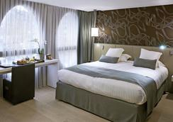 Best Western Premier Why Hotel - Lille - Bedroom