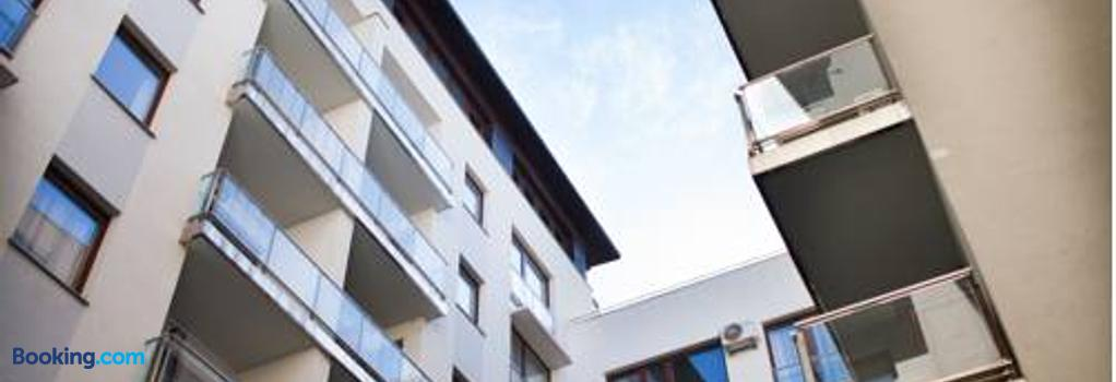 Quality Point Apartments - Budapest - Building