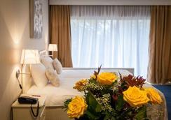 First Euroflat Hotel - Brussels - Bedroom