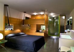 Hotel Zone - Rome - Bedroom